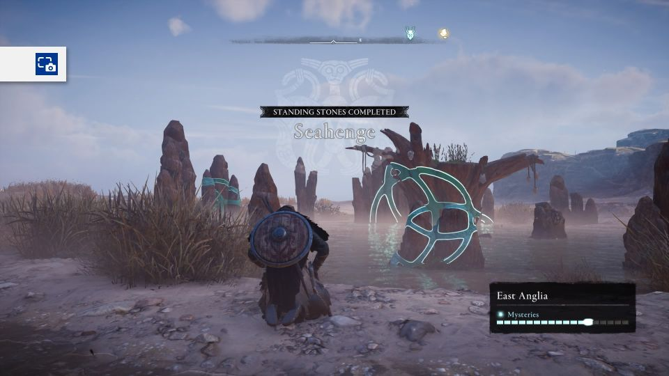 ac valhalla seahenge standing stones walkthrough