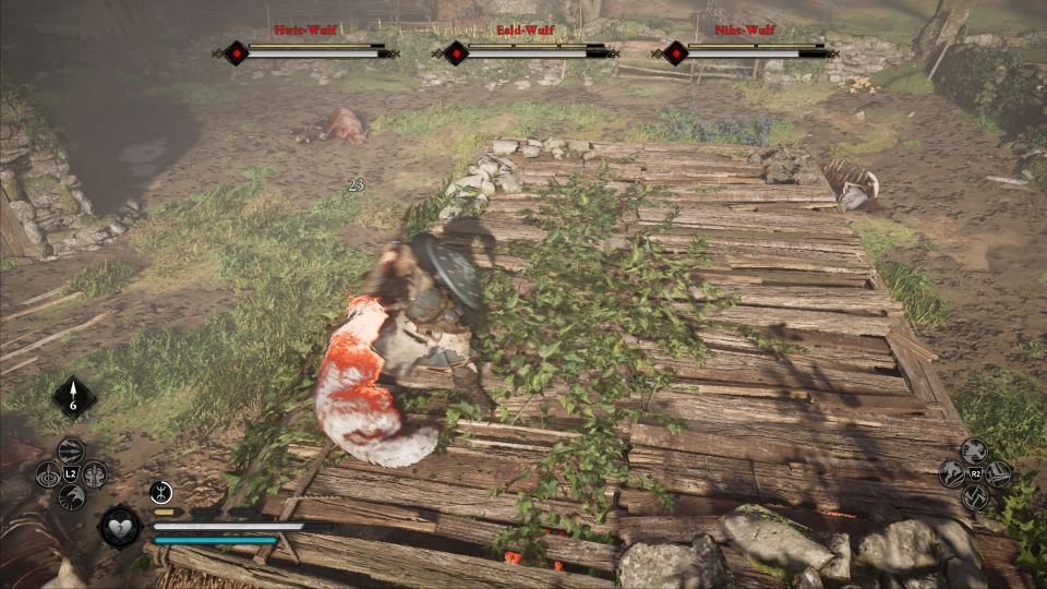 ac valhalla - the corpse feeders legendary animal