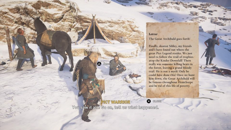 ac valhalla the myth in the mountains guide