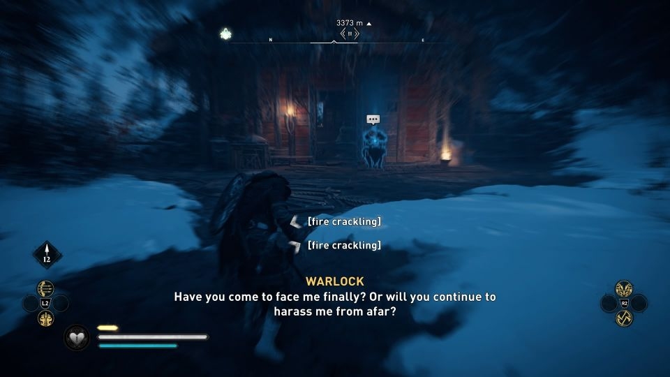 ac valhalla - the plight of the warlock quest