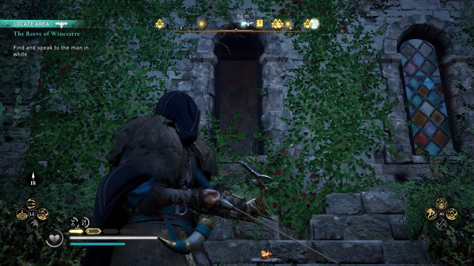 ac valhalla - the reeve of wincestre quest guide