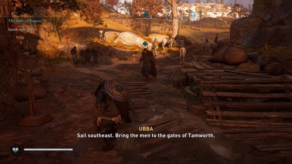 ac valhalla - the sons of ragnar tips