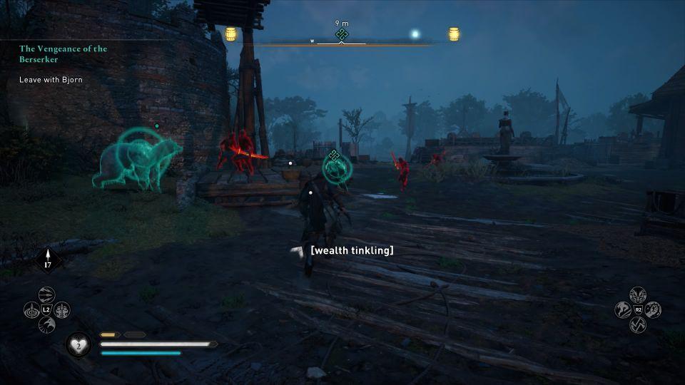 ac valhalla - vengeance of the berserker tips
