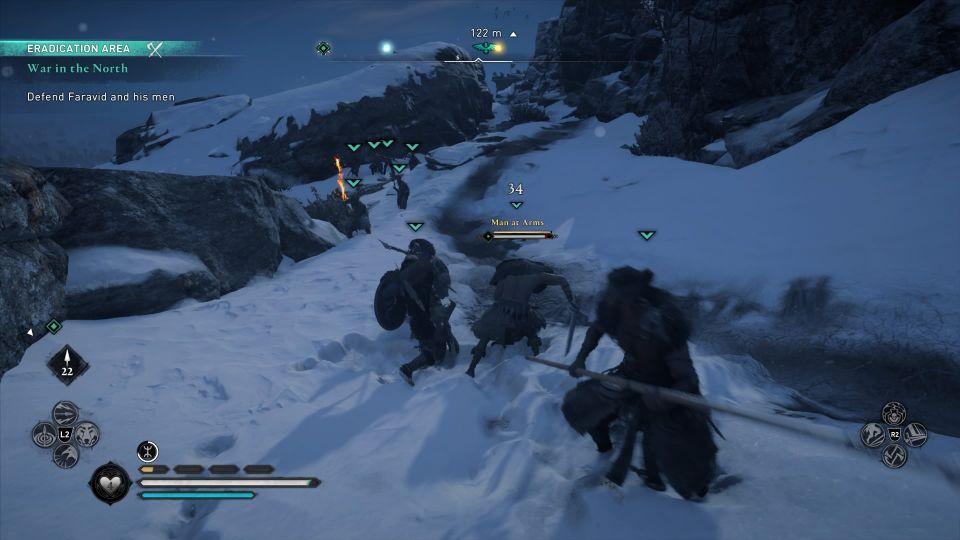 ac valhalla - war in the north tips