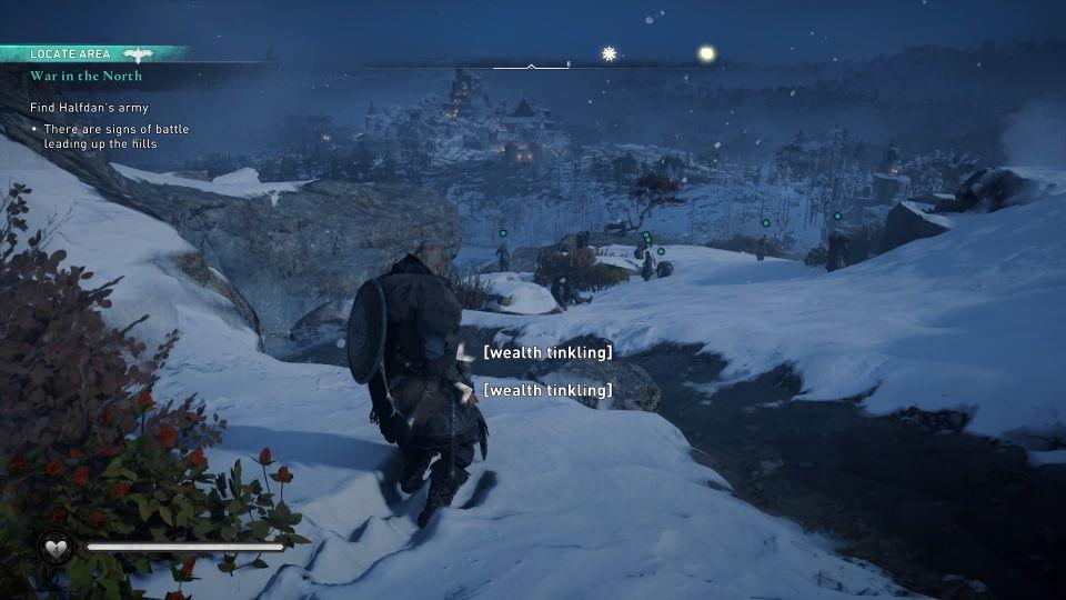 ac valhalla - war in the north walkthrough
