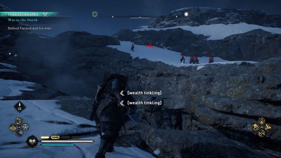 ac valhalla - war in the north wiki