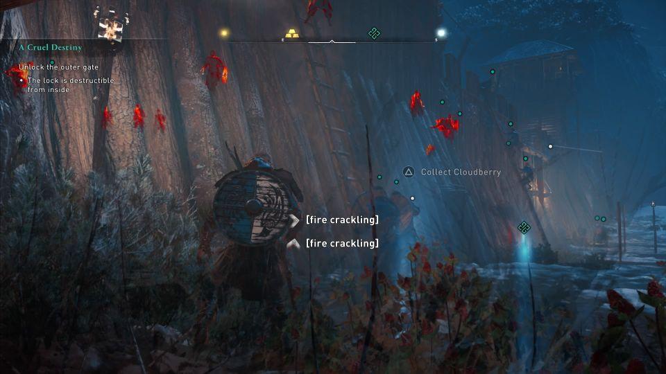 assassins creed valhalla - a cruel destiny tips