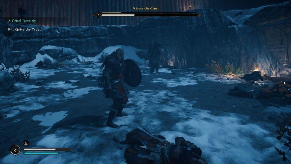 assassins creed valhalla - a cruel destiny wiki