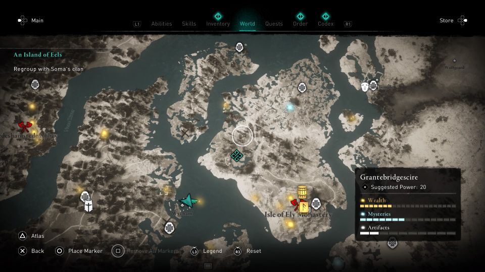 assassin's creed valhalla - an island of eels guide