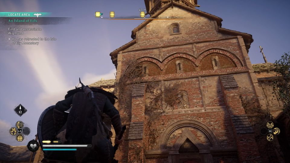 assassin's creed valhalla - an island of eels tips