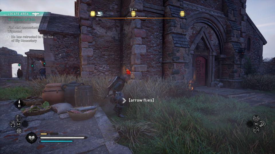 assassin's creed valhalla - an island of eels walkthrough