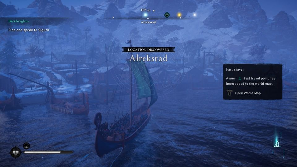assassins creed valhalla - birthrights quest guide