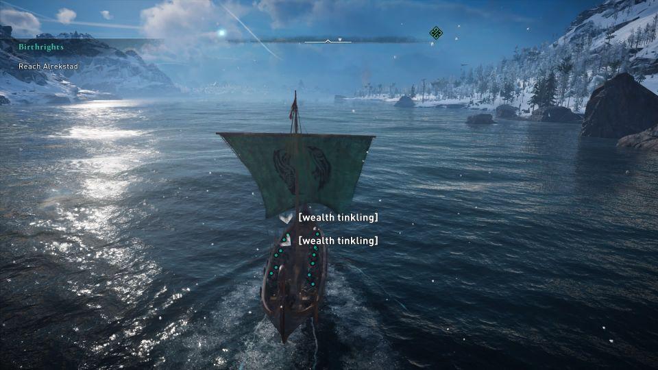 assassins creed valhalla - birthrights quest