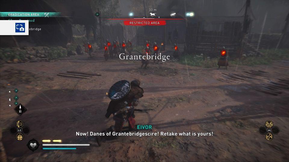 assassins creed valhalla - glory regained tips