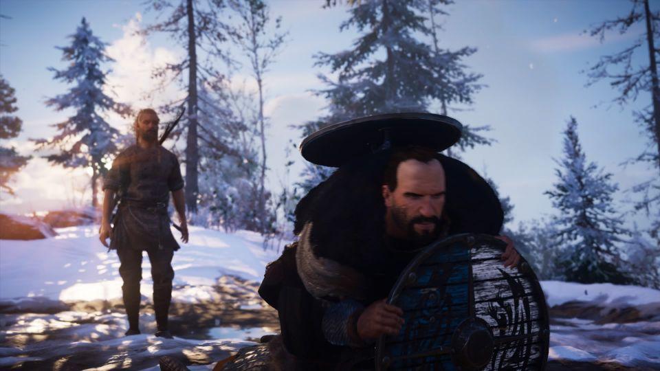 assassins creed valhalla - honor bound quest