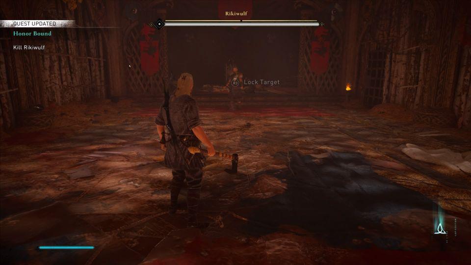 assassins creed valhalla - honor bound wiki