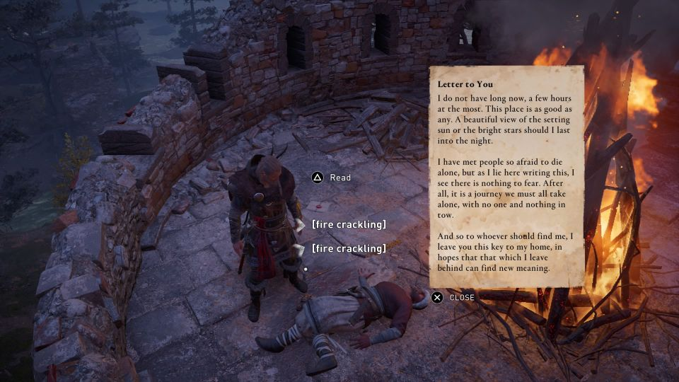 assassins creed valhalla - orphans of the fens quest