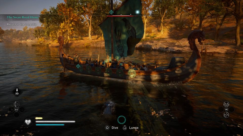 assassins creed valhalla - the swan-road home wiki