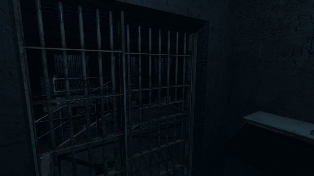 phasmo prison map pictures
