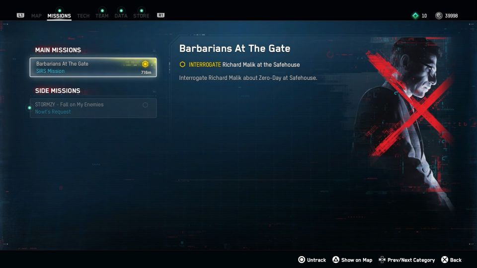 watch dogs legion - barbarians at the gate