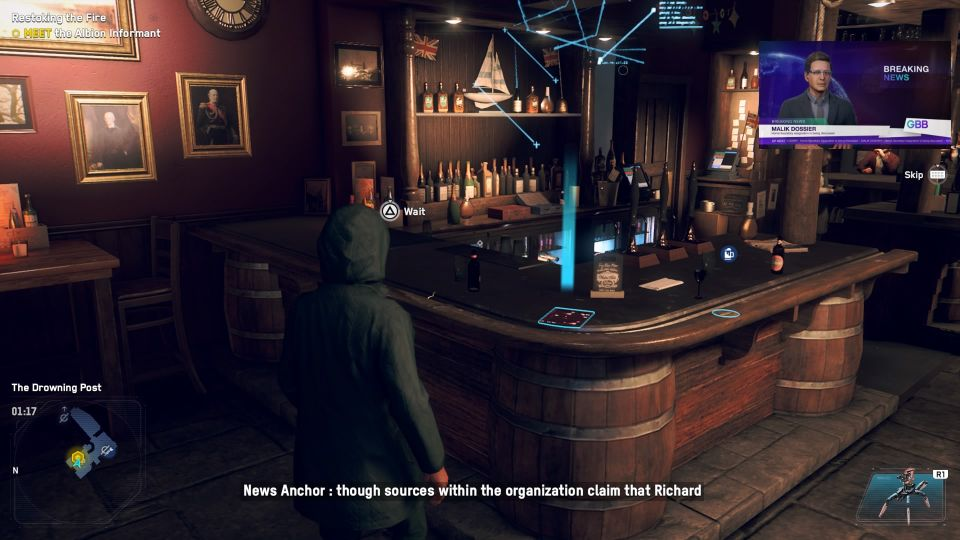 watch dogs legion - restoking the fire mission