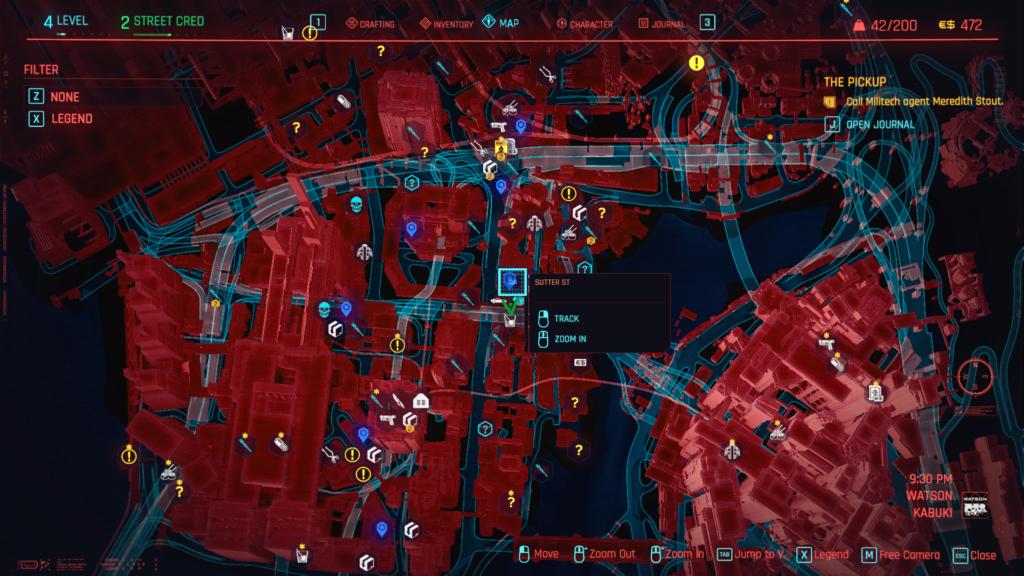 cyberpunk 2077 fast travel guide