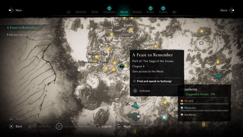 ac valhalla a feast to remember guide