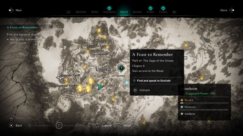 ac valhalla a feast to remember wiki