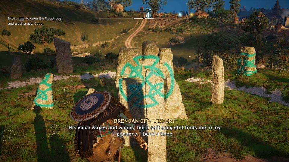 ac valhalla aveberie megaliths standing stones