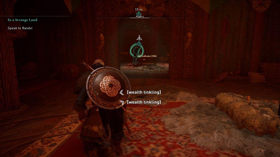 ac valhalla in a strange land guide