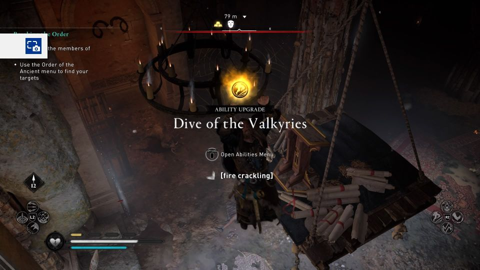 ac valhalla lolingstone bandit camp book of knowledge location how to get