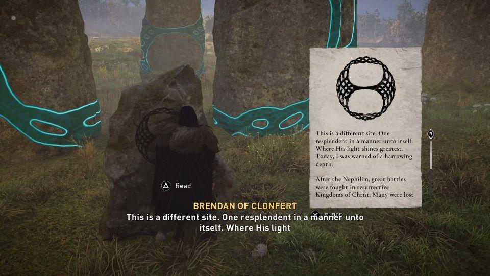 ac valhalla stonehenge standing stones guide