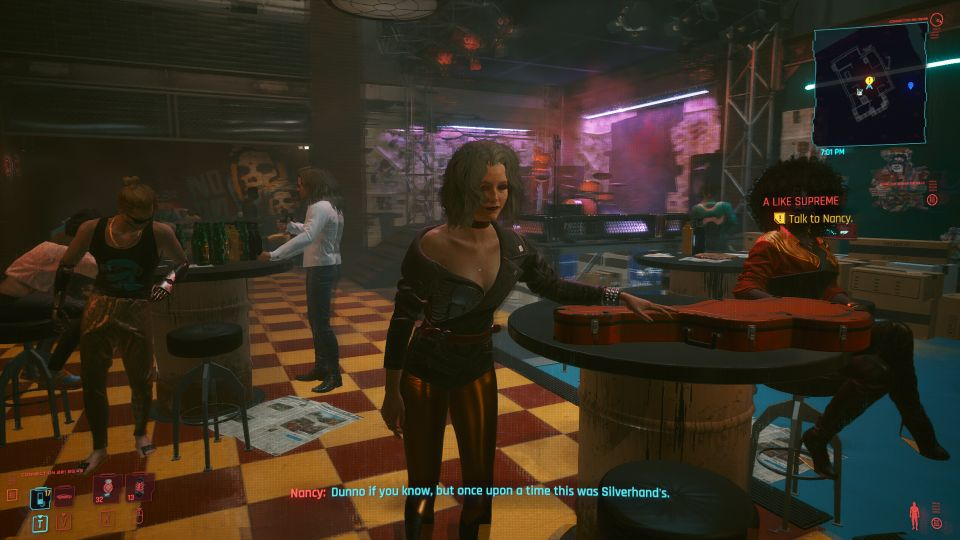 cyberpunk 2077 - a like supreme walkthrough