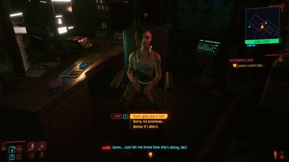 cyberpunk 2077 - automatic love wiki