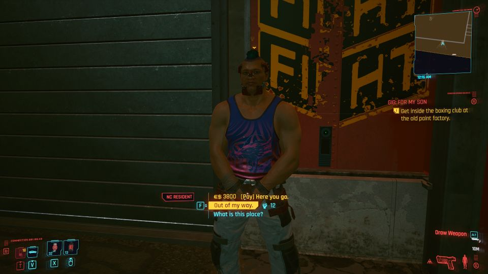 cyberpunk 2077 - beat on the brat (rancho coronado) mission