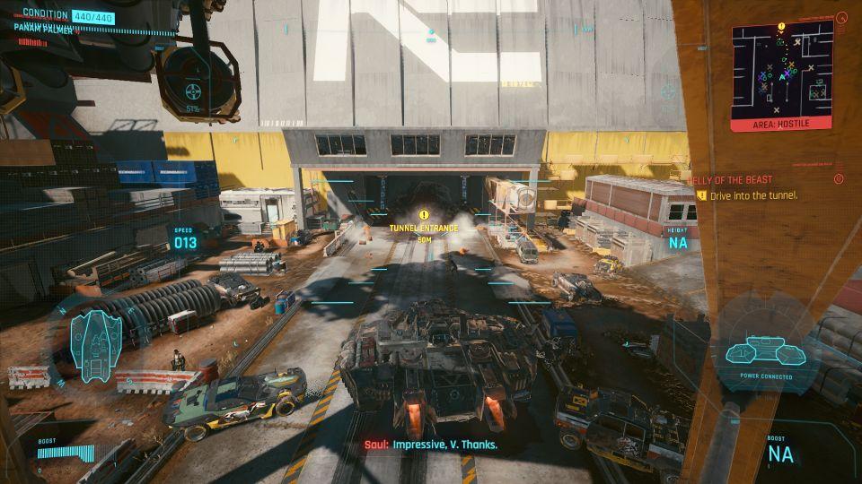 cyberpunk 2077 - belly of the beast guide