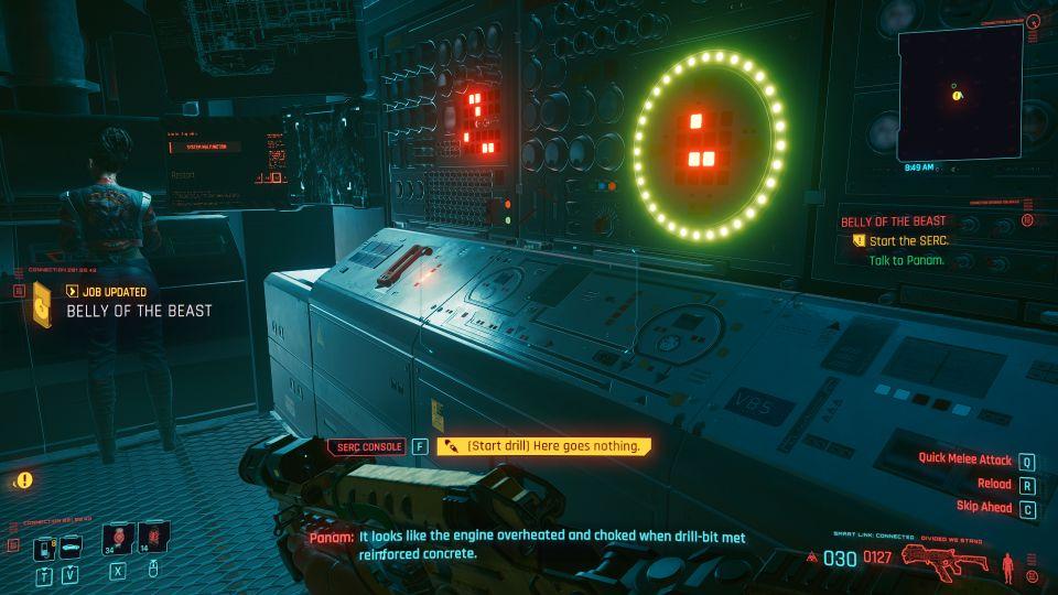 cyberpunk 2077 - belly of the beast tips