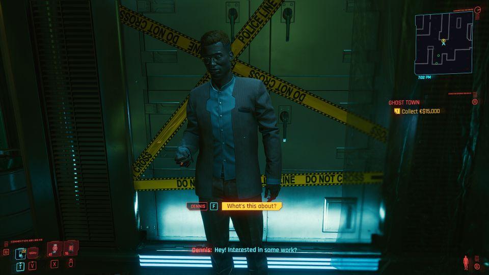 cyberpunk 2077 - big in japan