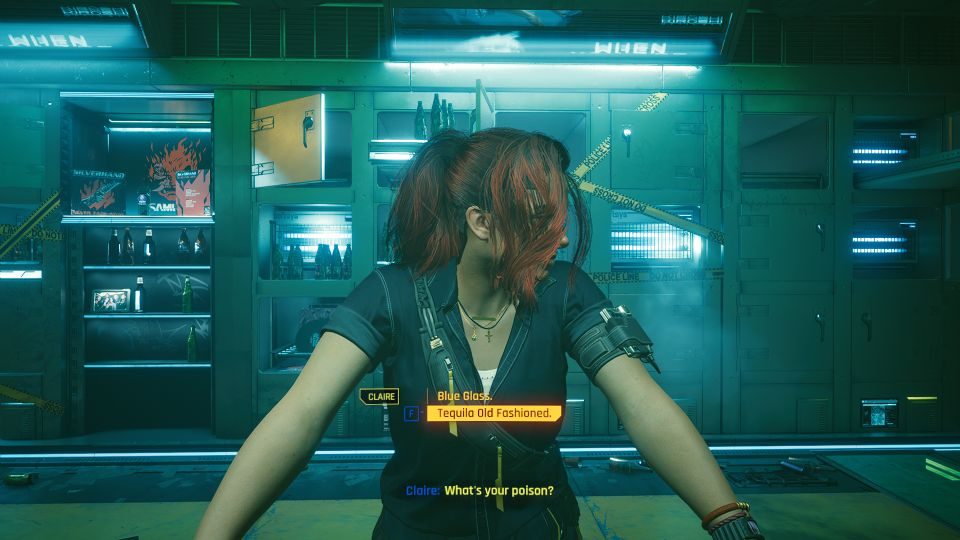 cyberpunk 2077 - chippin' in quest