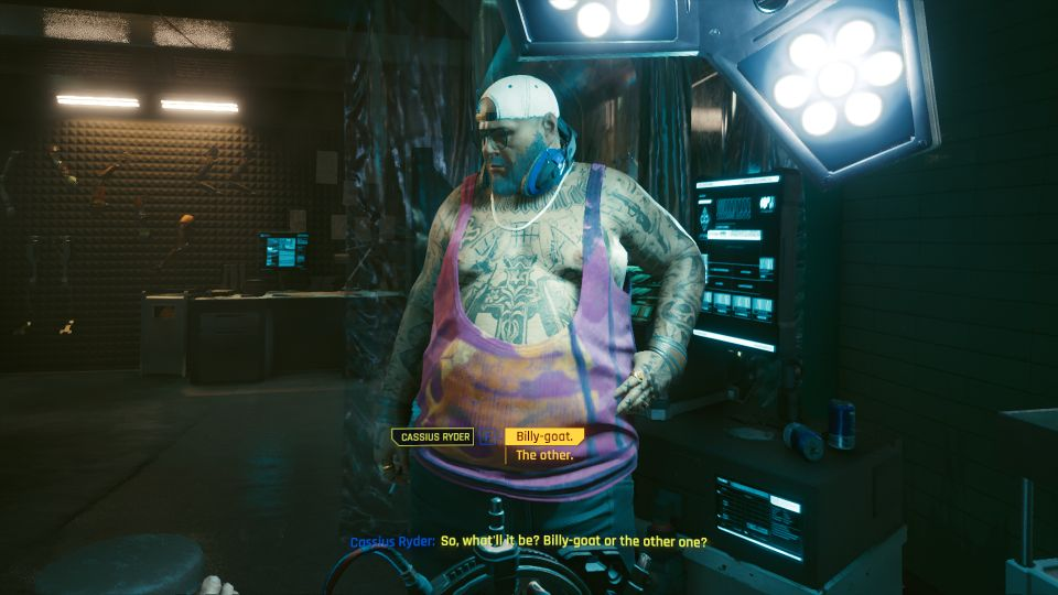 cyberpunk 2077 - chippin' in walkthrough