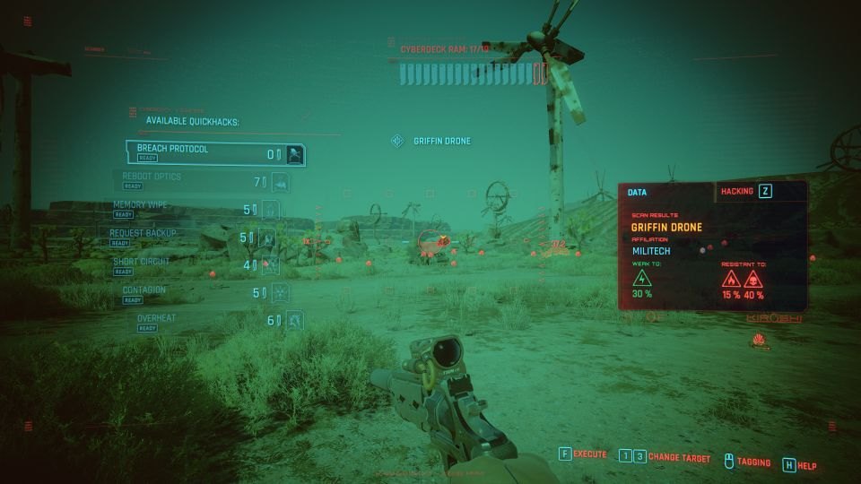 cyberpunk 2077 - dancing on a minefield walkthrough