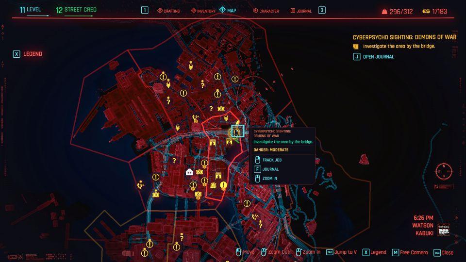 cyberpunk 2077 - demons of war guide