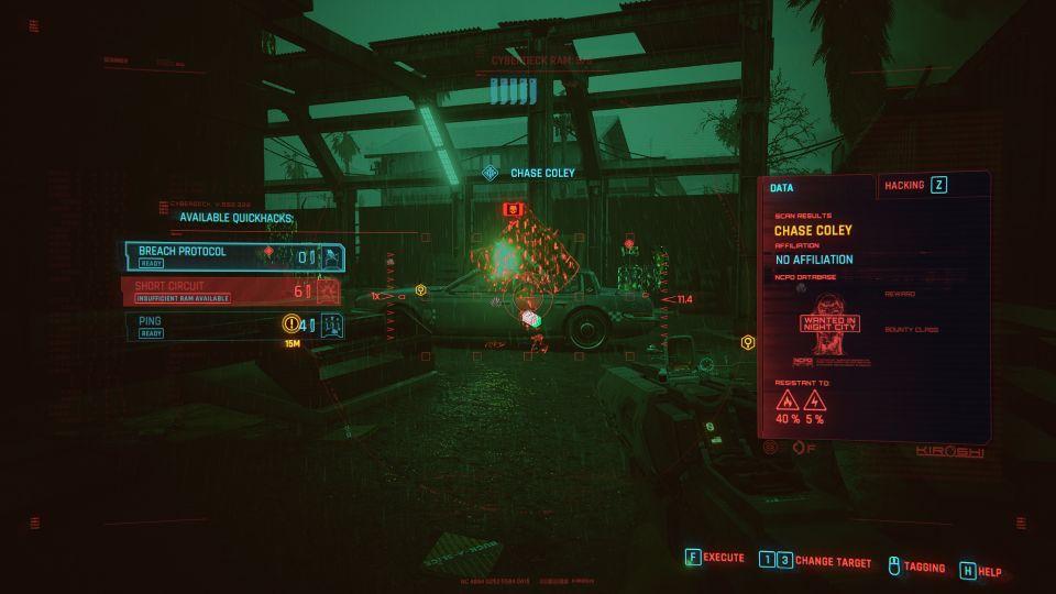 cyberpunk 2077 - discount doc (cyberpsycho sighting) walkthrough