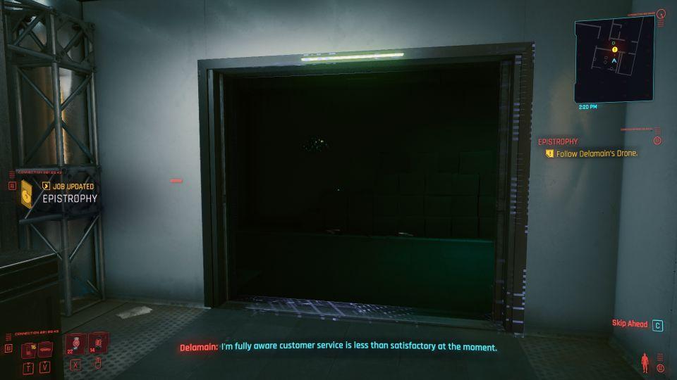 cyberpunk 2077 - epistrophy guide