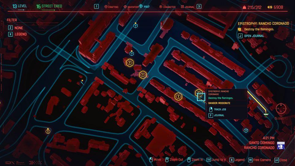 cyberpunk 2077 - epistrophy rancho coronado walkthrough