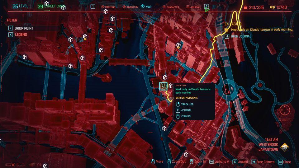 cyberpunk 2077 - ex-factor guide
