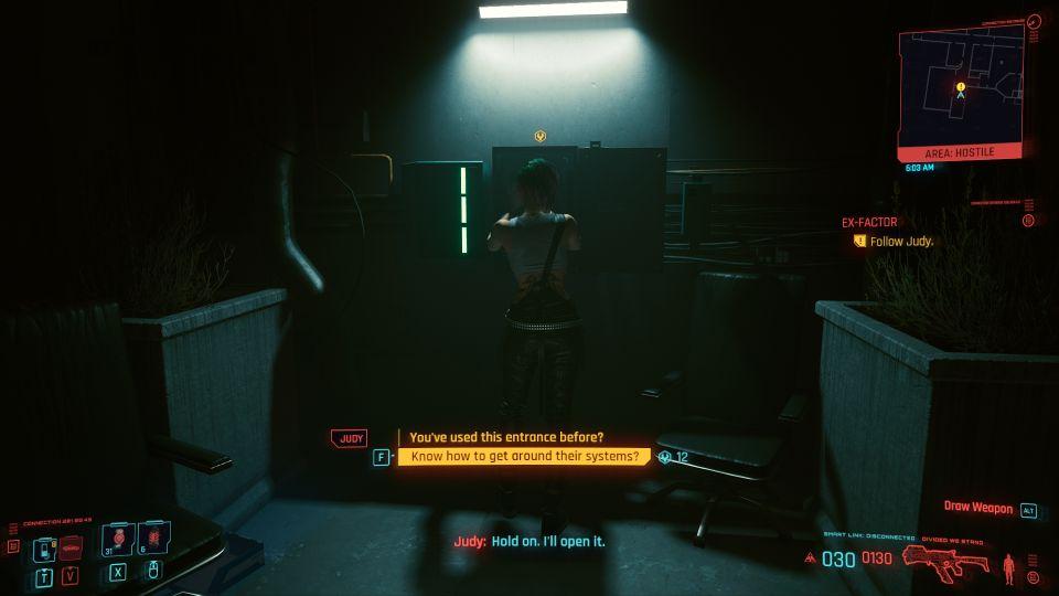 cyberpunk 2077 - ex-factor wiki