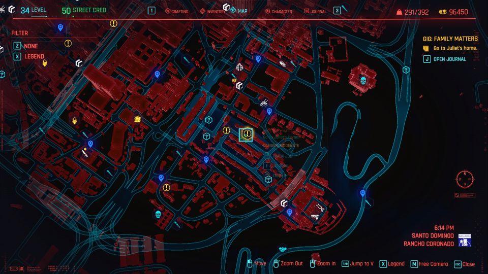 cyberpunk 2077 - family matters guide