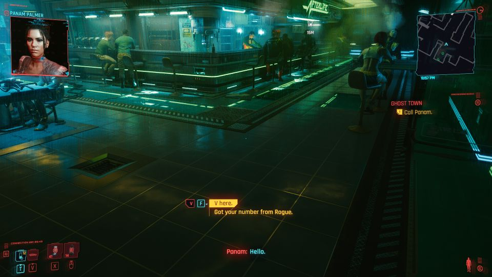 cyberpunk 2077 - ghost town tips
