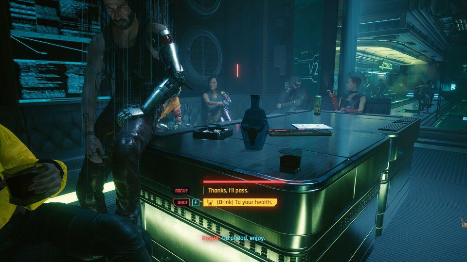cyberpunk 2077 - ghost town wiki